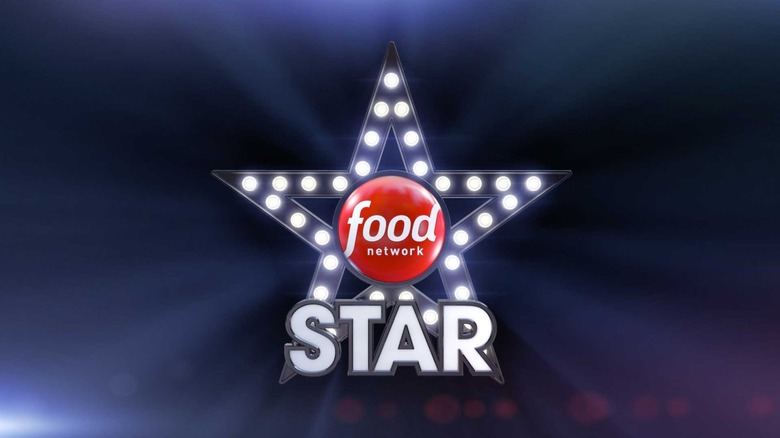 Food Network Star logo from Food Network