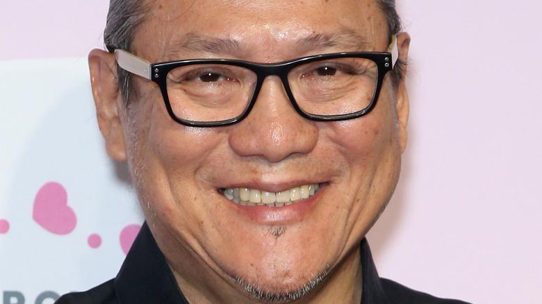 Masaharu Morimoto glasses