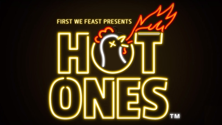 hot ones logo