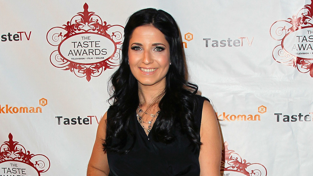 TV personality and chef Laura Vitale
