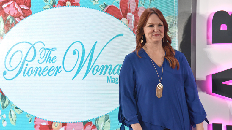 Ree Drummond from The Pioneer Woman