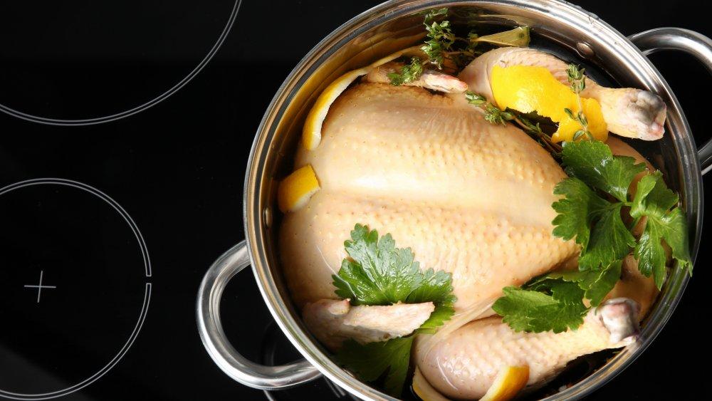 turkey in brine