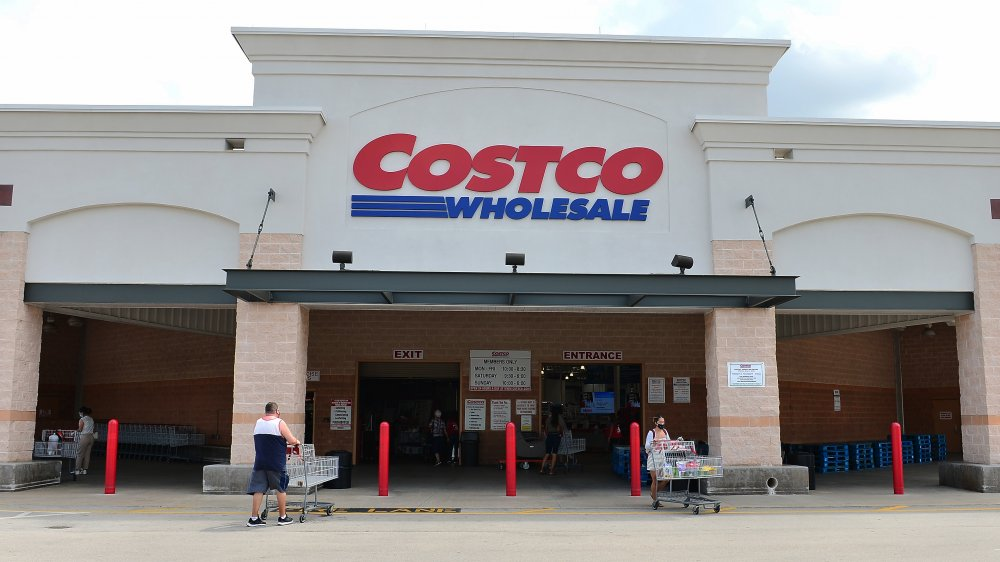 A generic image of a Costco outlet
