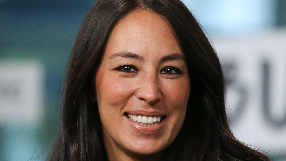 Joanna Gaines smiling