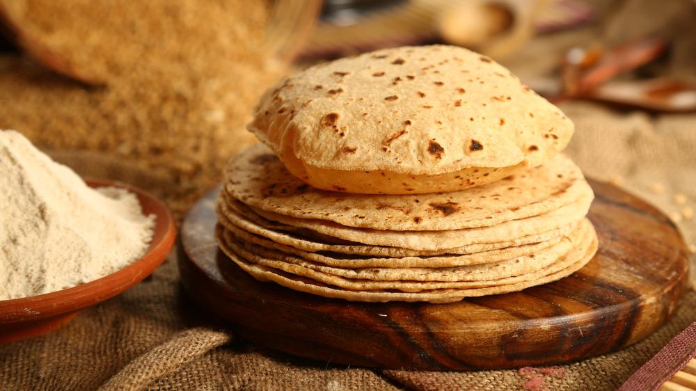 Indian flat bread