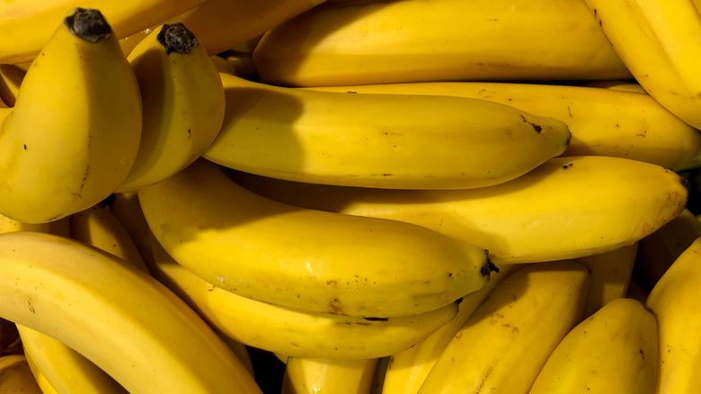 Bananas hands