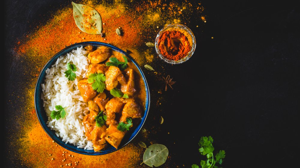 indian dish basmati
