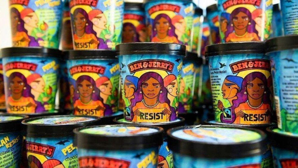 Ben & Jerry's Pecan Resist