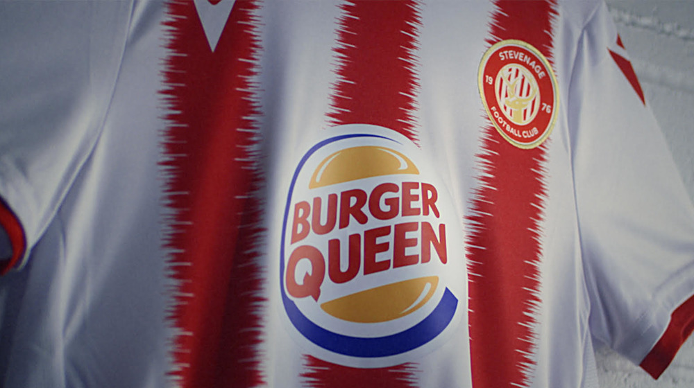 Burger Queen jersey