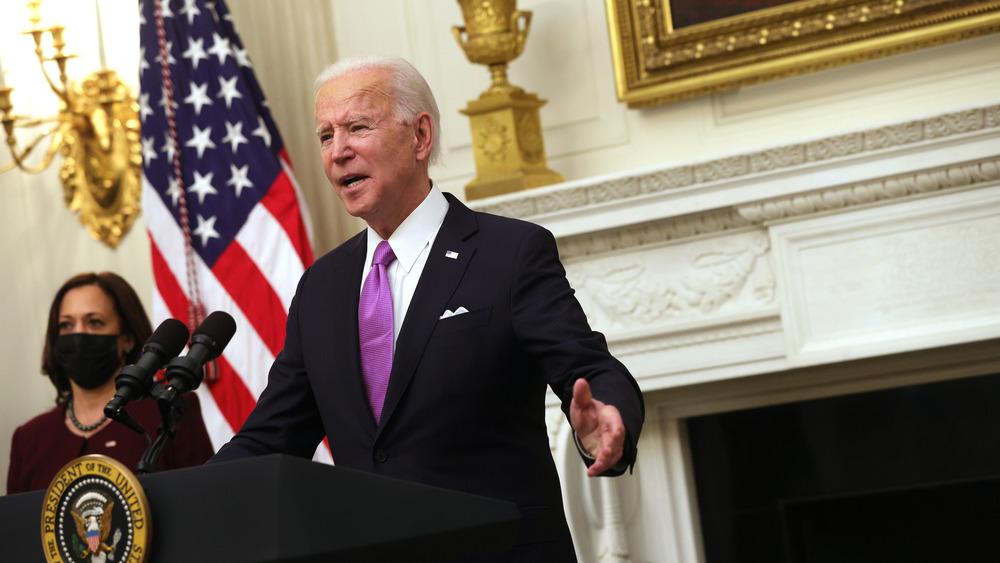 President Biden, Vice President Harris