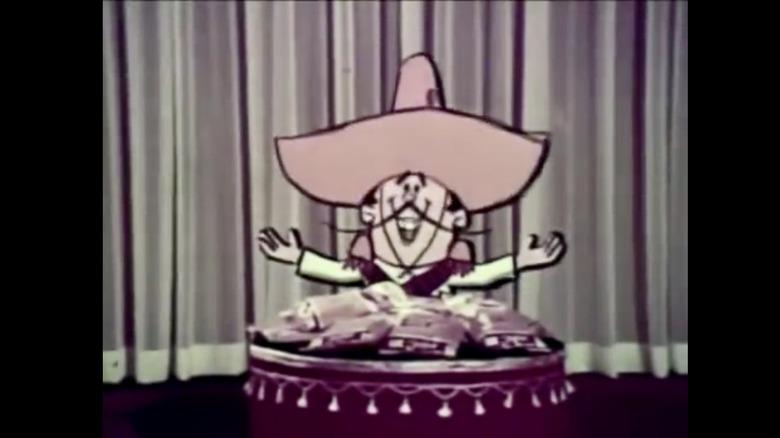 Frito Bandito in a TV ad