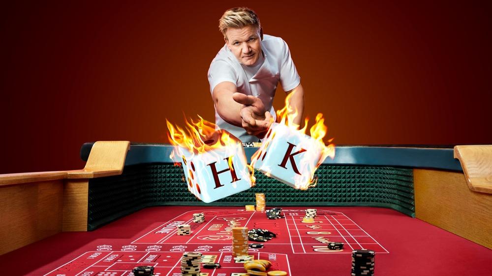 Gordon Ramsay Las Vegas Hell's Kitchen