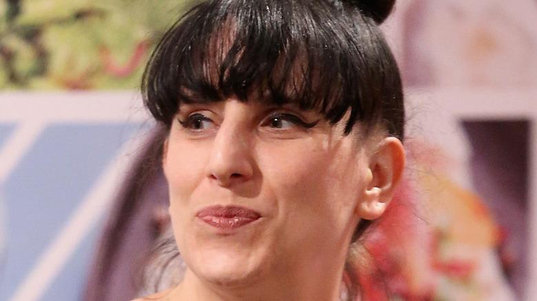 Kat Kinsman close-up