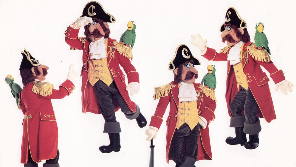 Captain Crook McDonald's