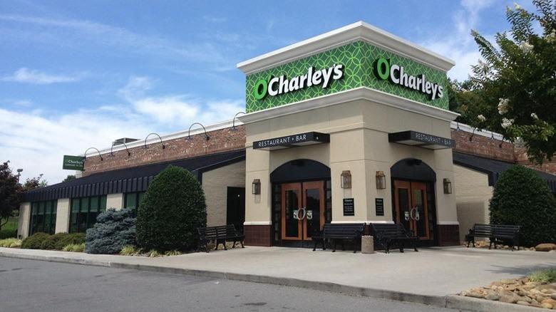 oCharley's entrance