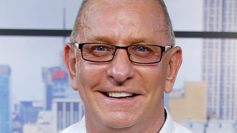 Robert Irvine close-up