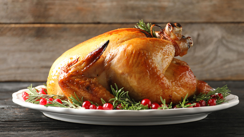 Costco's organic turkeys