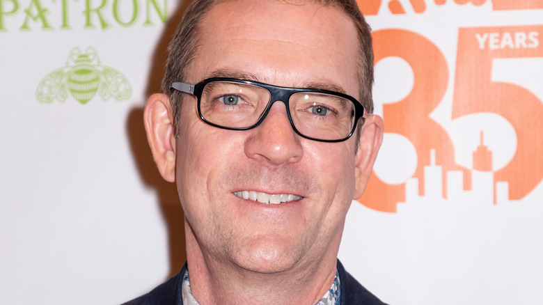 Ted Allen close-up
