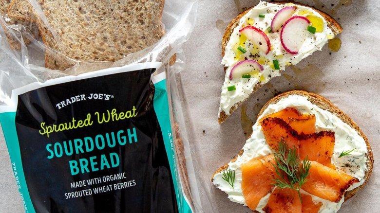 Trader Joe's bread