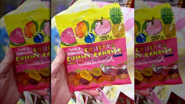 Trader Joe's new gummies