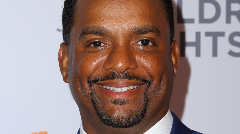 Alfonso Ribiero on red carpet