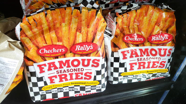 checkers and rally's seasoned fries