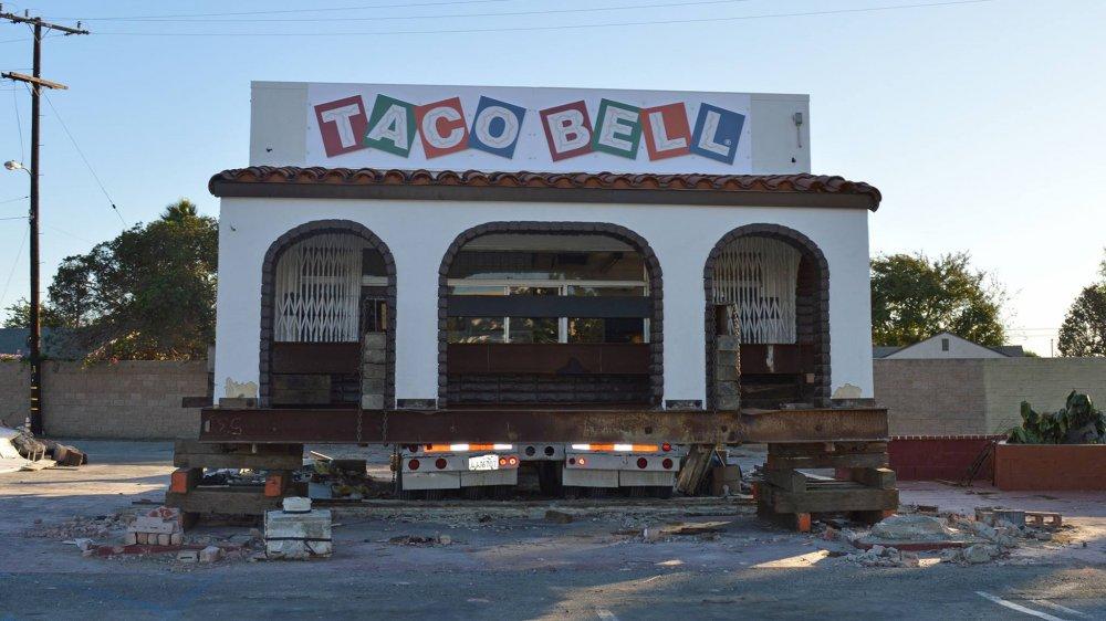 Taco Bell Numero Uno