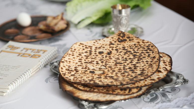 Matzo for Passover