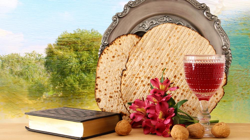 Wine at Passover