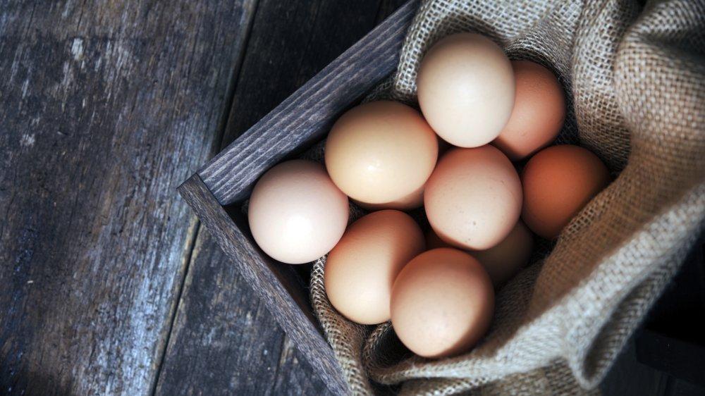 eggs, cage free eggs