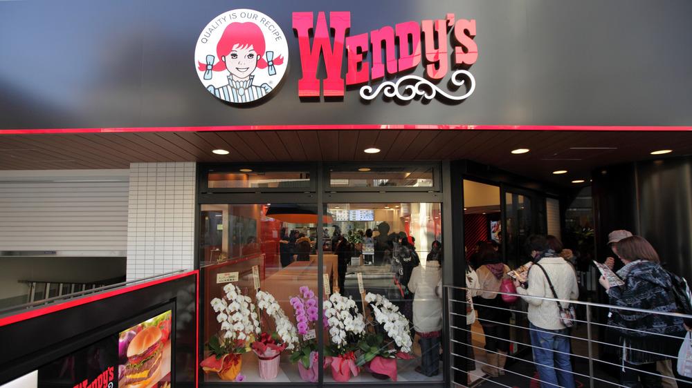 Wendy's Japan location