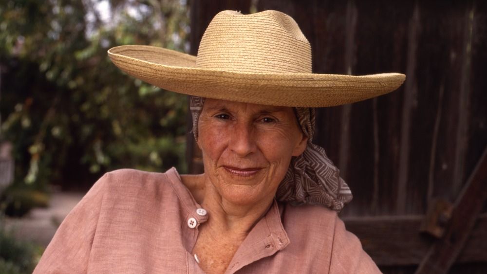 Celebrity chef Diana Kennedy