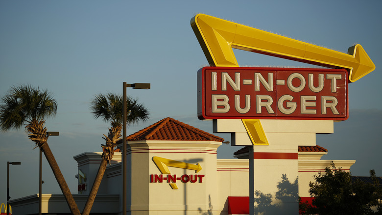 photo of an In-N-Out