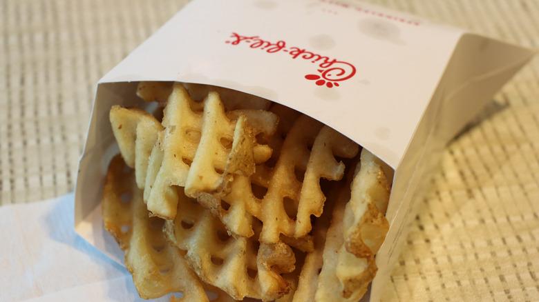 CFA fries