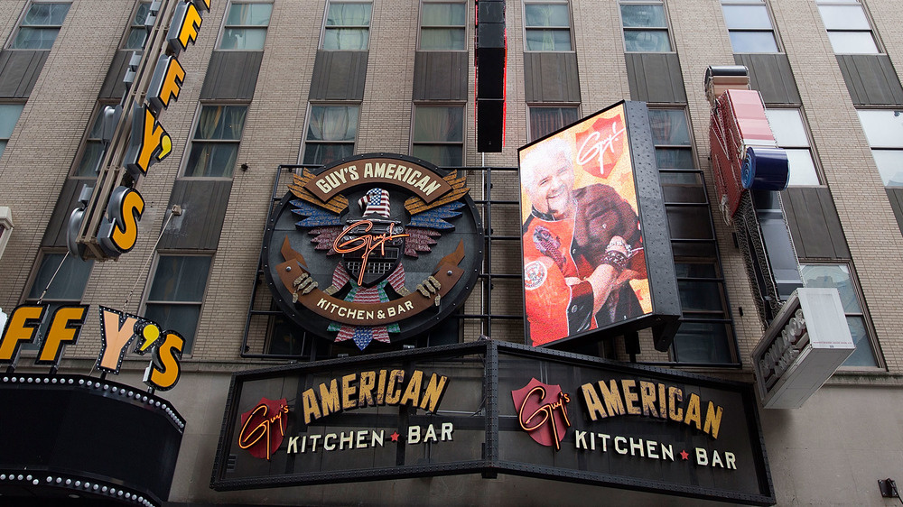 Guy Fieri's American Kitchen & Bar in Times Square