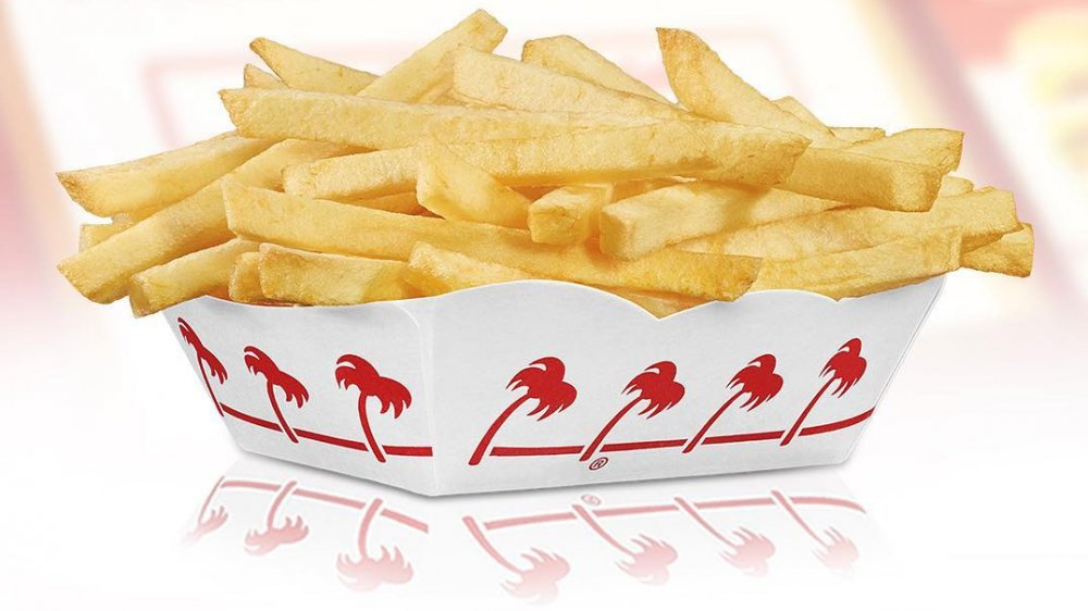 In-N-Out fries, fries, french fries