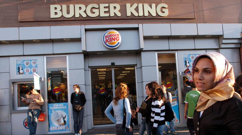 Burger King in Turkey