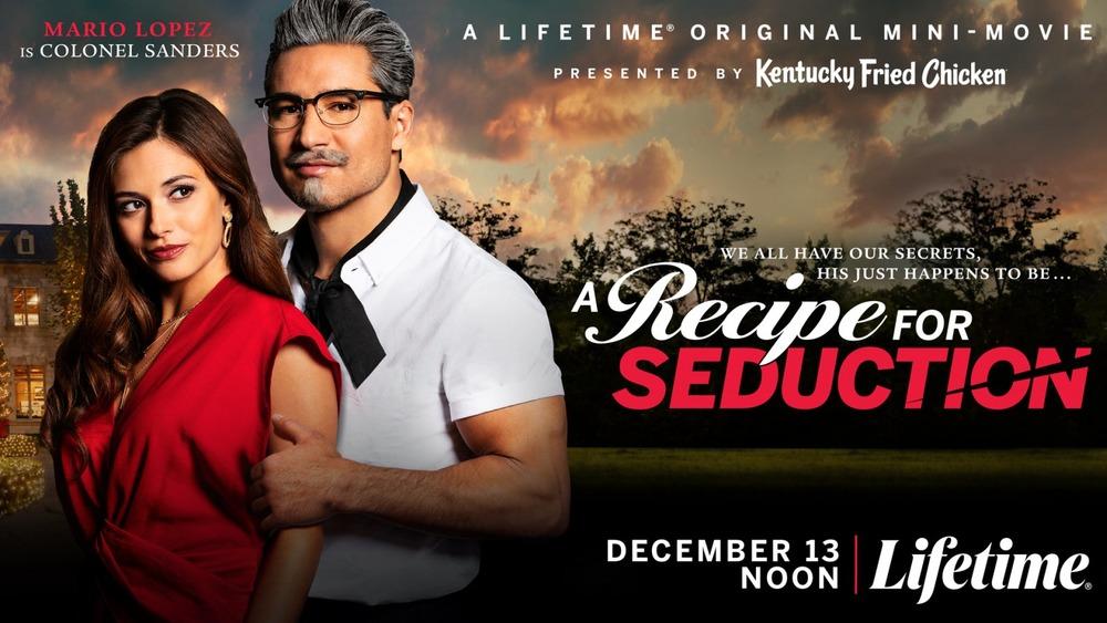 Recipe For Seduction movie starring Mario Lopez