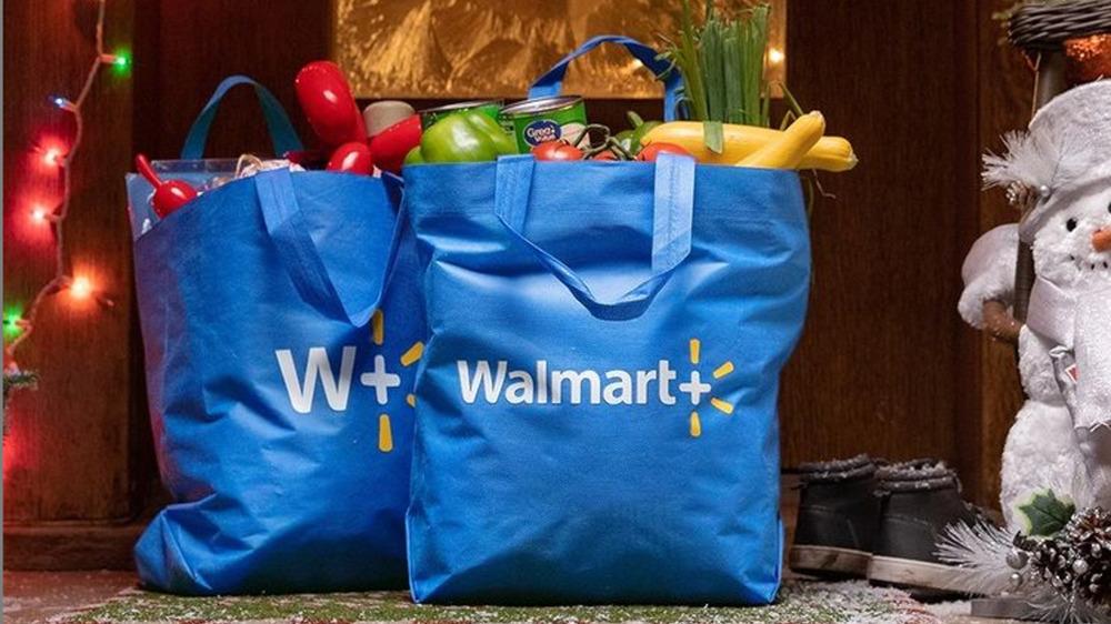 Walmart reusable grocery bags