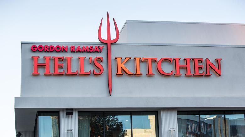 Hell's Kitchen restaurant exterior