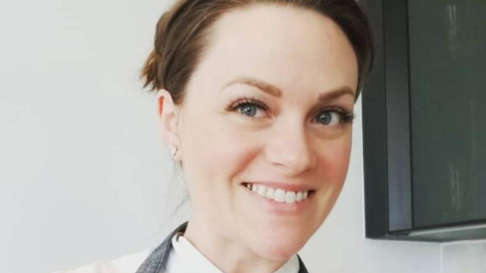 Chef Rachel Hargrove from Below Deck