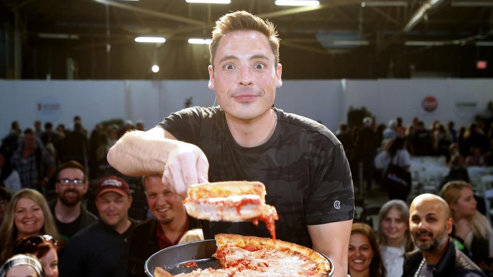 Jeff Mauro, Kitchen Crash host