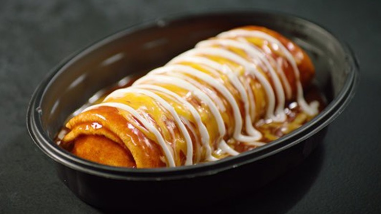 Taco Bell's Smothered Burrito