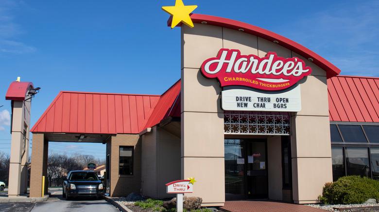 A Hardee's location