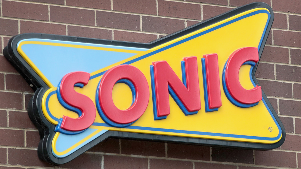 A generic image of the Sonic logo