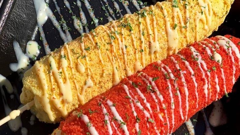 Doritos street corn