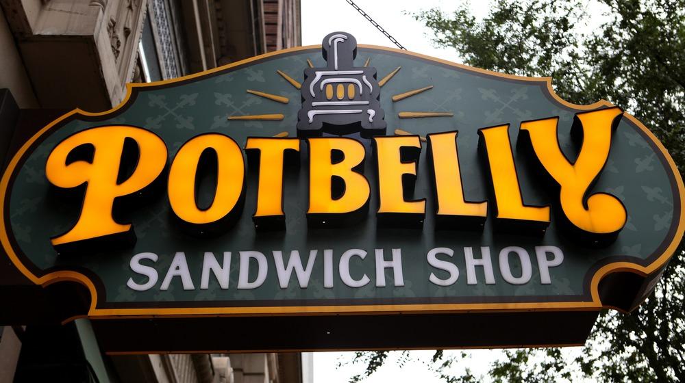 Potbelly Sandwich shop secret messages