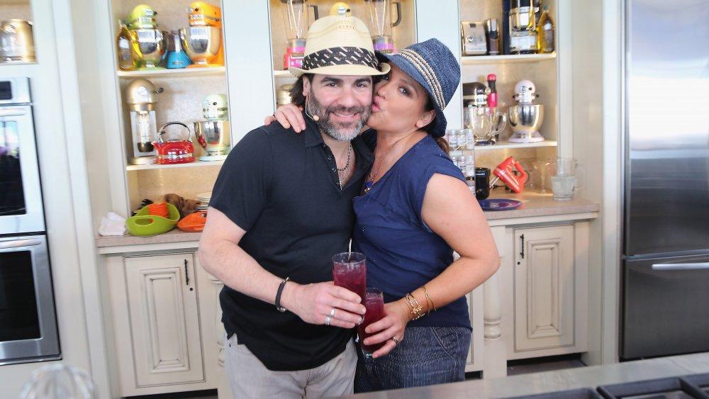 Rachael Ray and John Cuismano