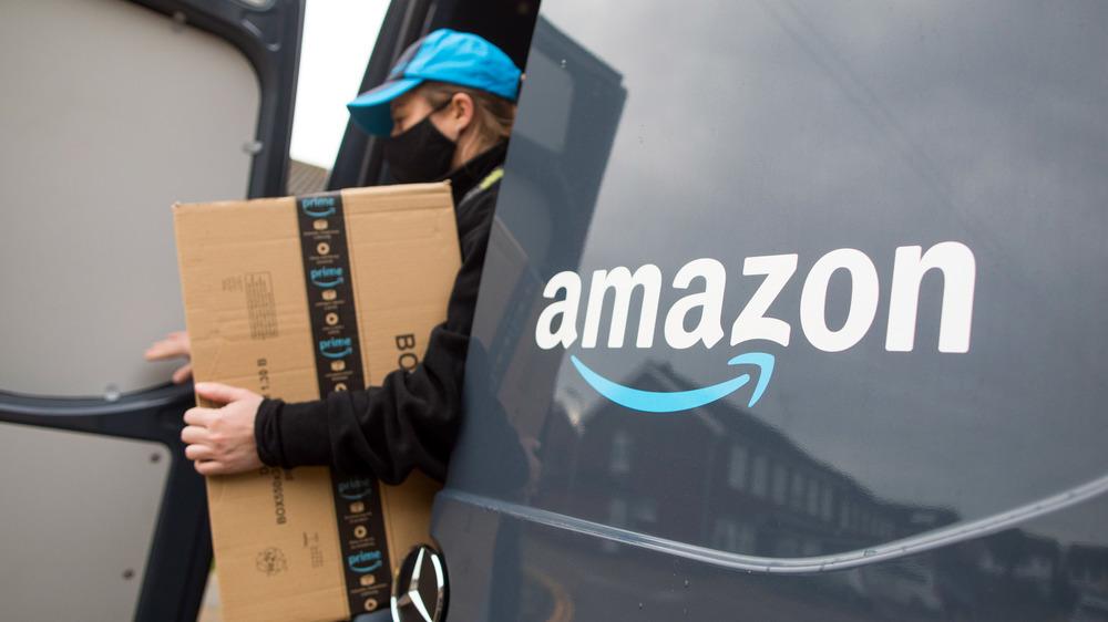 Amazon driver