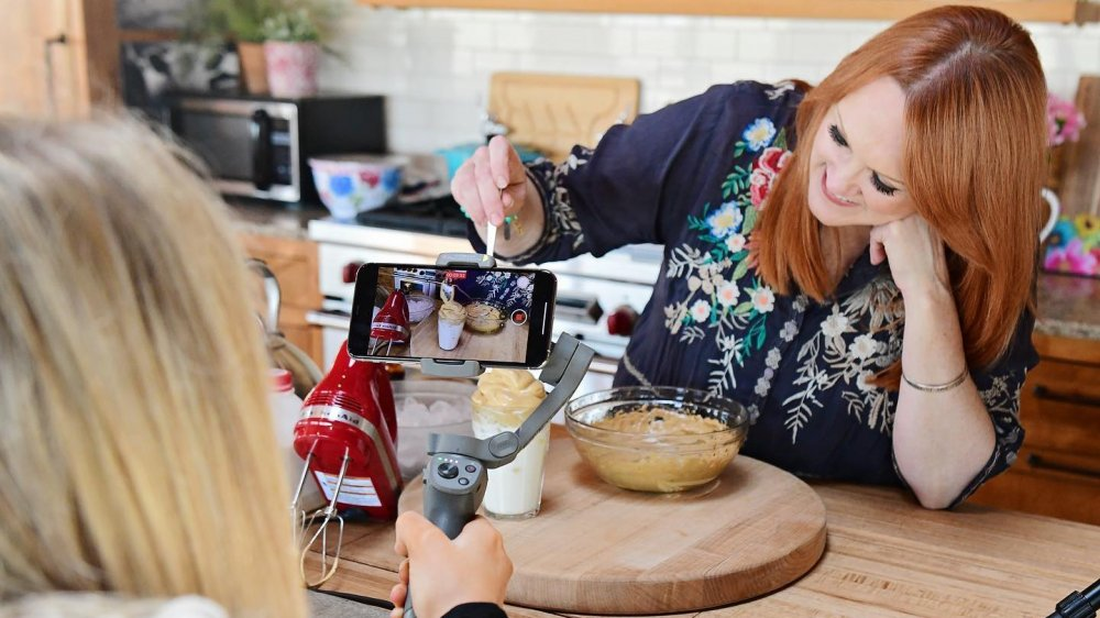 The Pioneer Woman Food Styling